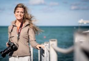 Una travel blogger romantica