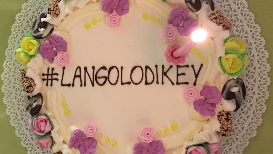 Buon Compleanno a L'angolo di Key