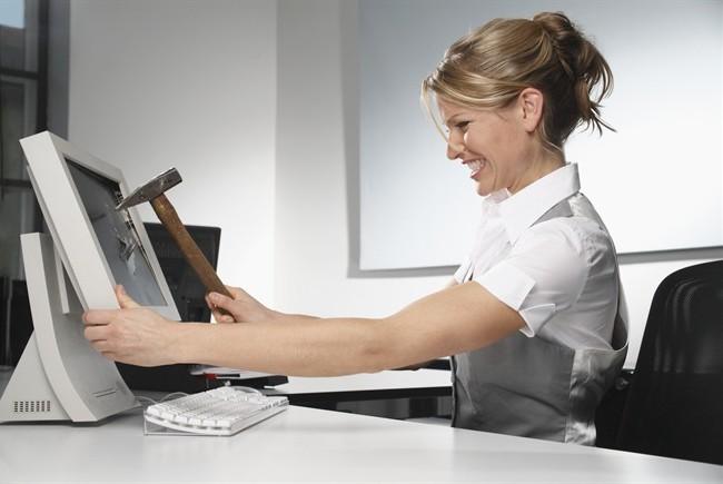 donna-stress-lavoro
