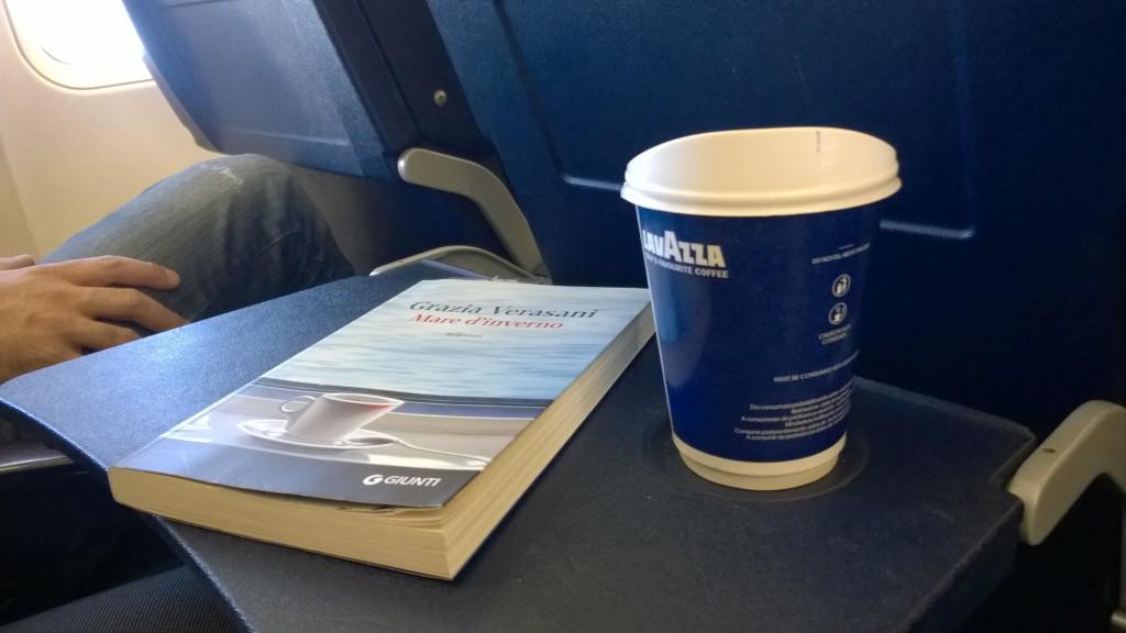 Caffè in volo