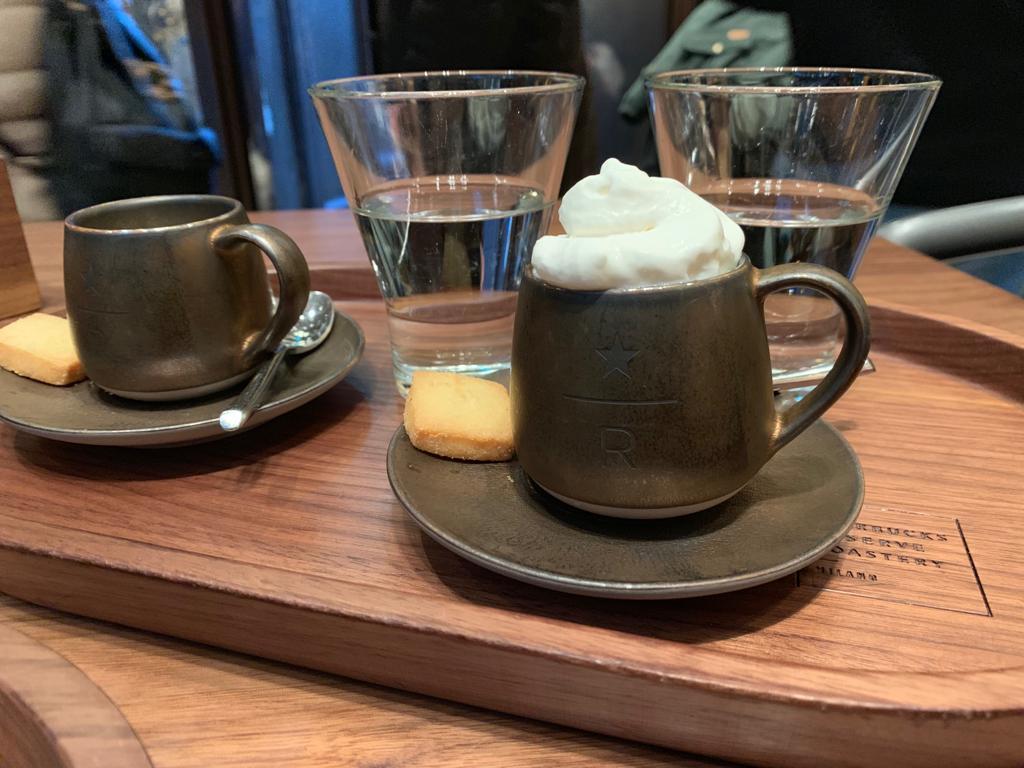 Coffee StarBucks Milano 2
