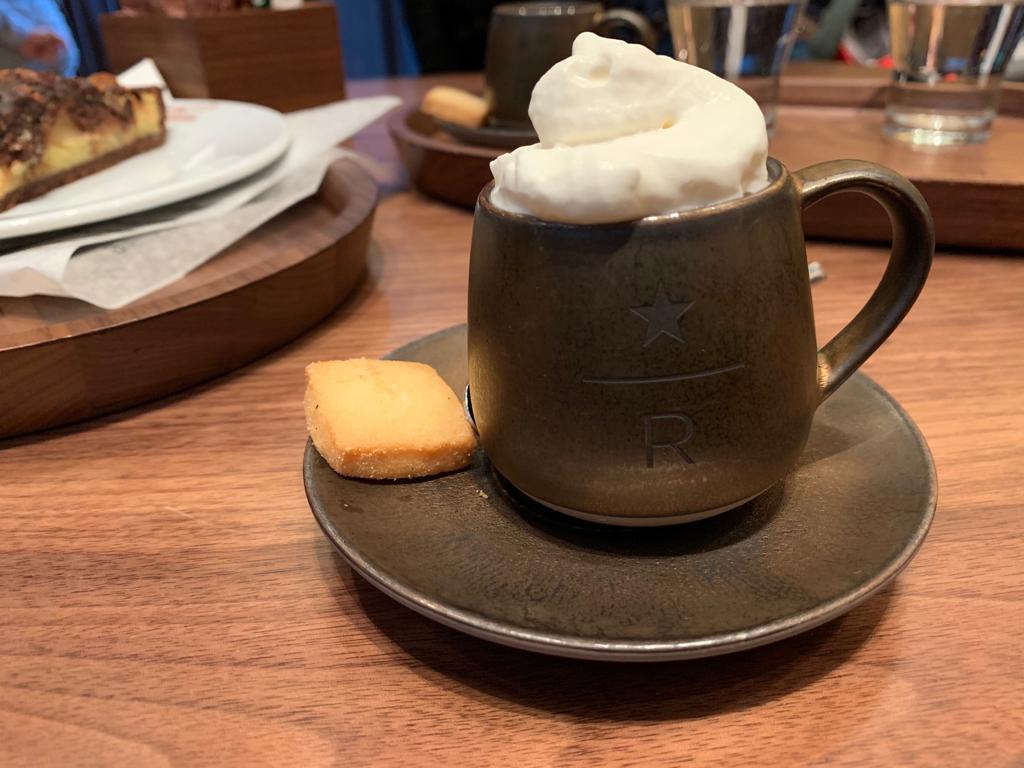 Coffee con panna Milano