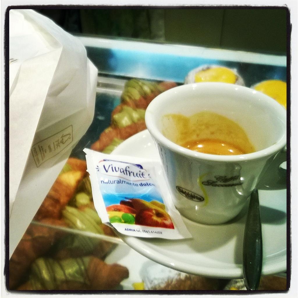 Prima colazione del Nuovo Anno