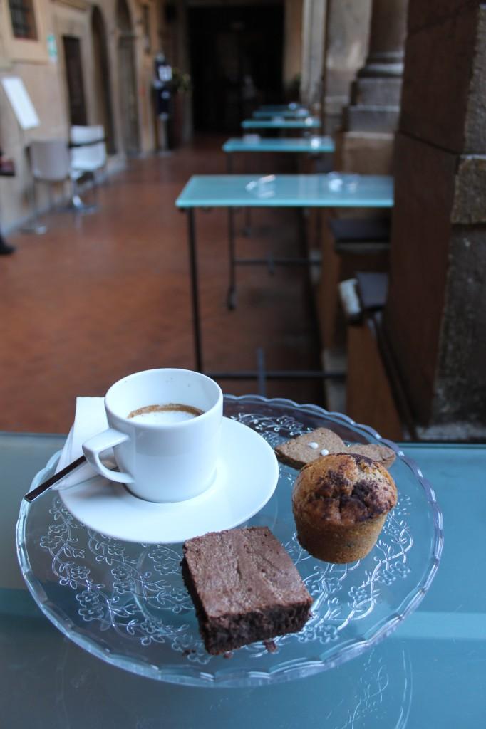 Chiostro del Bramante -Caffetteria Bistrot Roma