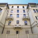 FuturDome, facciata della sede di via Paisiello 6 (pic by  THREESIXTY di Gabriella Braidotti)