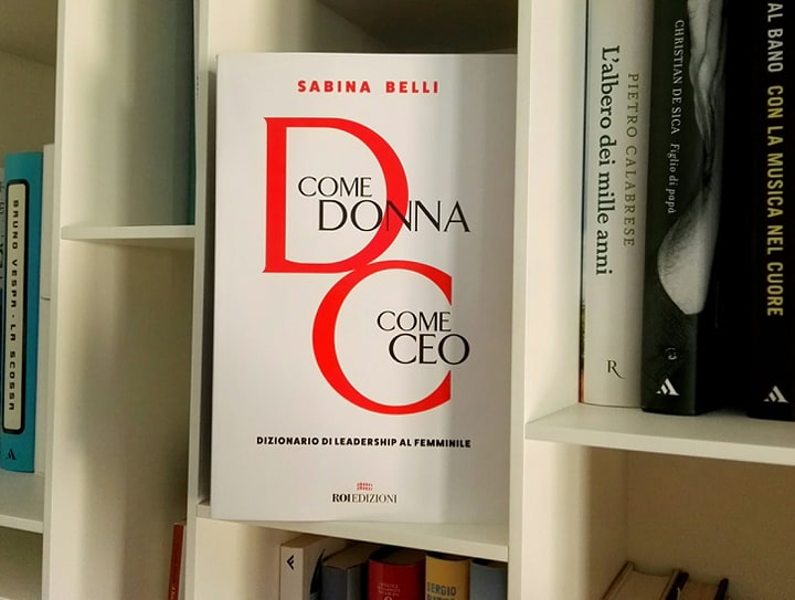 D come Donna C come CEO - Sabina Belli